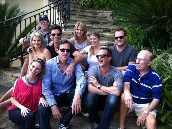 Full House reunites