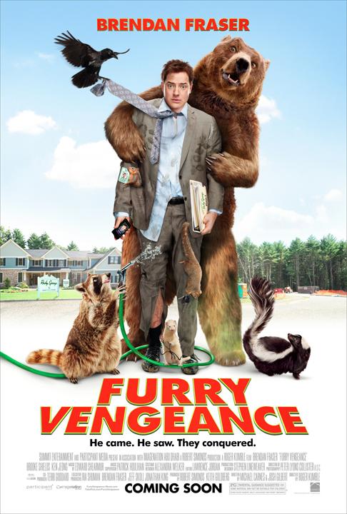 Furry Vengance