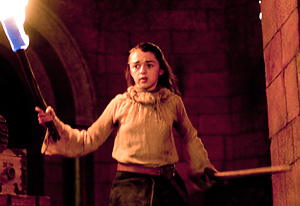 Game of Thrones: The Pointy End - Arya