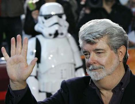 George Lucas Star Wars Day