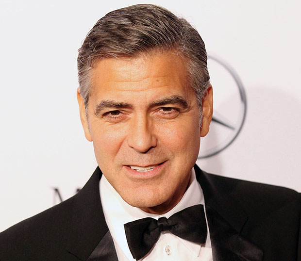 George Clooney News and Updates on Movies and Wife Amal