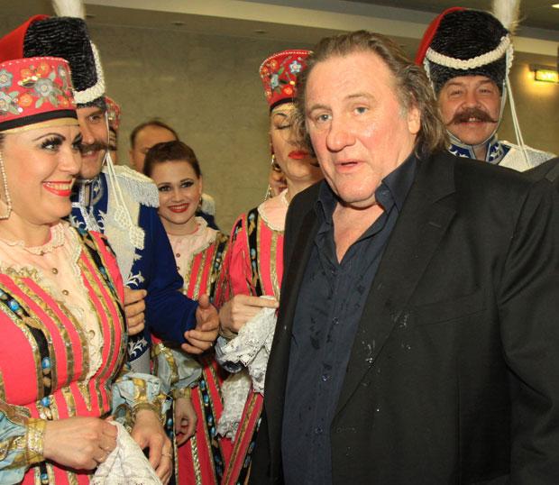 Girard Depardieu