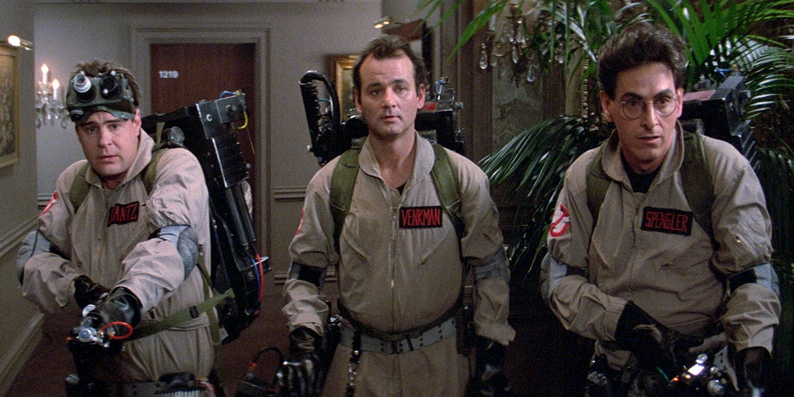 "Bill Murray All For Female GHOSTBUSTERS Reboot: ""I Would ..."