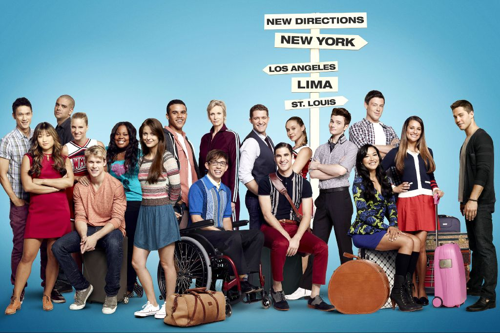 Glee season four promo