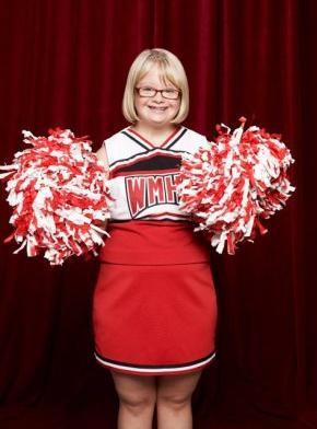 Becky Glee Season 3