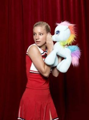 Heather Morris Brittany Glee Season 3