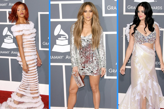 The Grammys Red Carpet Fashion