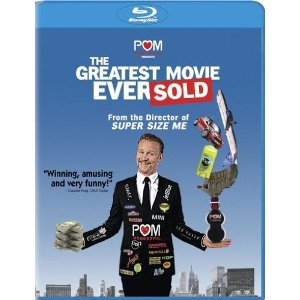 Greatest Movie Ever Sold Morgan Spurlock Bluray