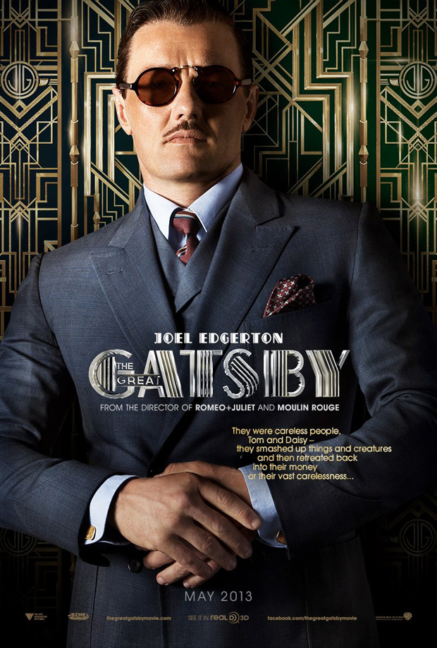 Joel Edgerton, the great gatsby
