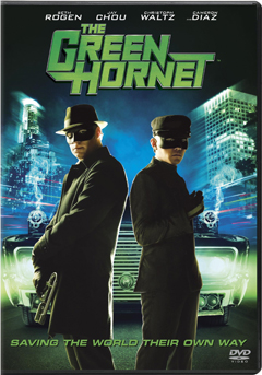 The Green Hornet DVD