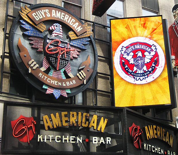 Guy Fieri Restaurant