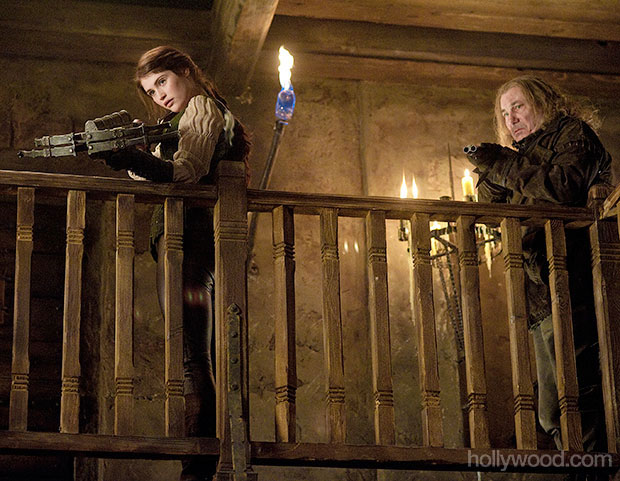 Hansel and Gretel: Witch Hunters - Gemma Arterton; Bjorn Sundquist