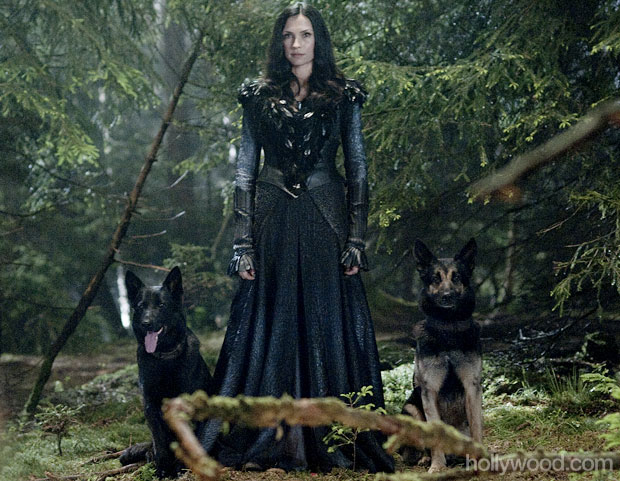 Hansel and Gretel: Witch Hunters - Famke Janssen