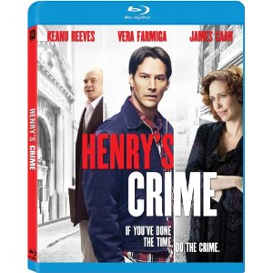 Henrys Crime Bluray