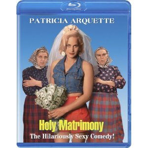 Holy Matrimony Bluray