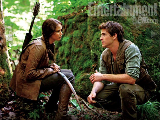 hunger games katniss gale