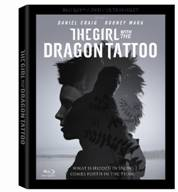 The Girl with the Dragon Tattoo Blu-ray Box Art