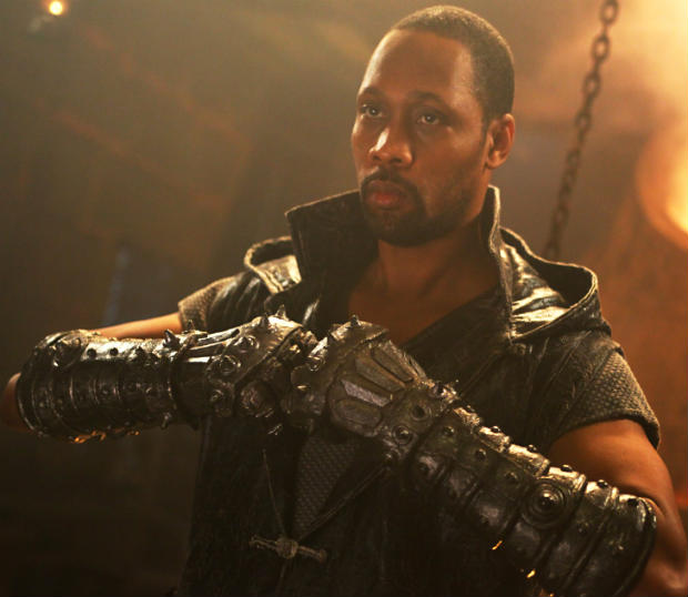 The Man With The Iron Fists Trailer: RZA On Why His Plan To Become A Real Life Superhero Didn't