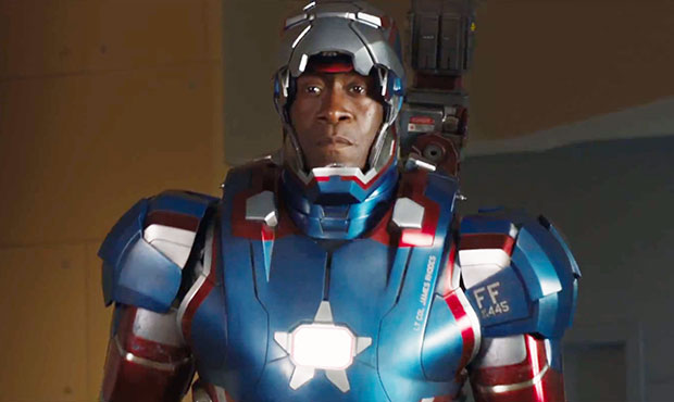 Iron Man 3 War Machine Rhodey Don Cheadle