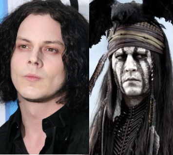 Jack White Scores The Lone Ranger