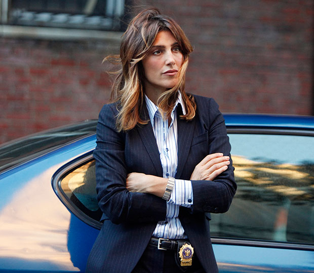 Jennifer Esposito Blue Bloods