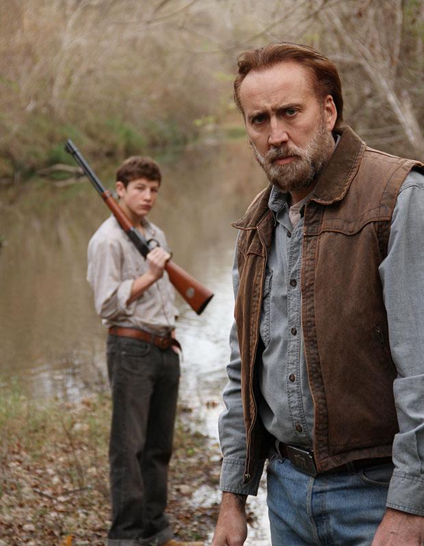 Joe - Nicolas Cage