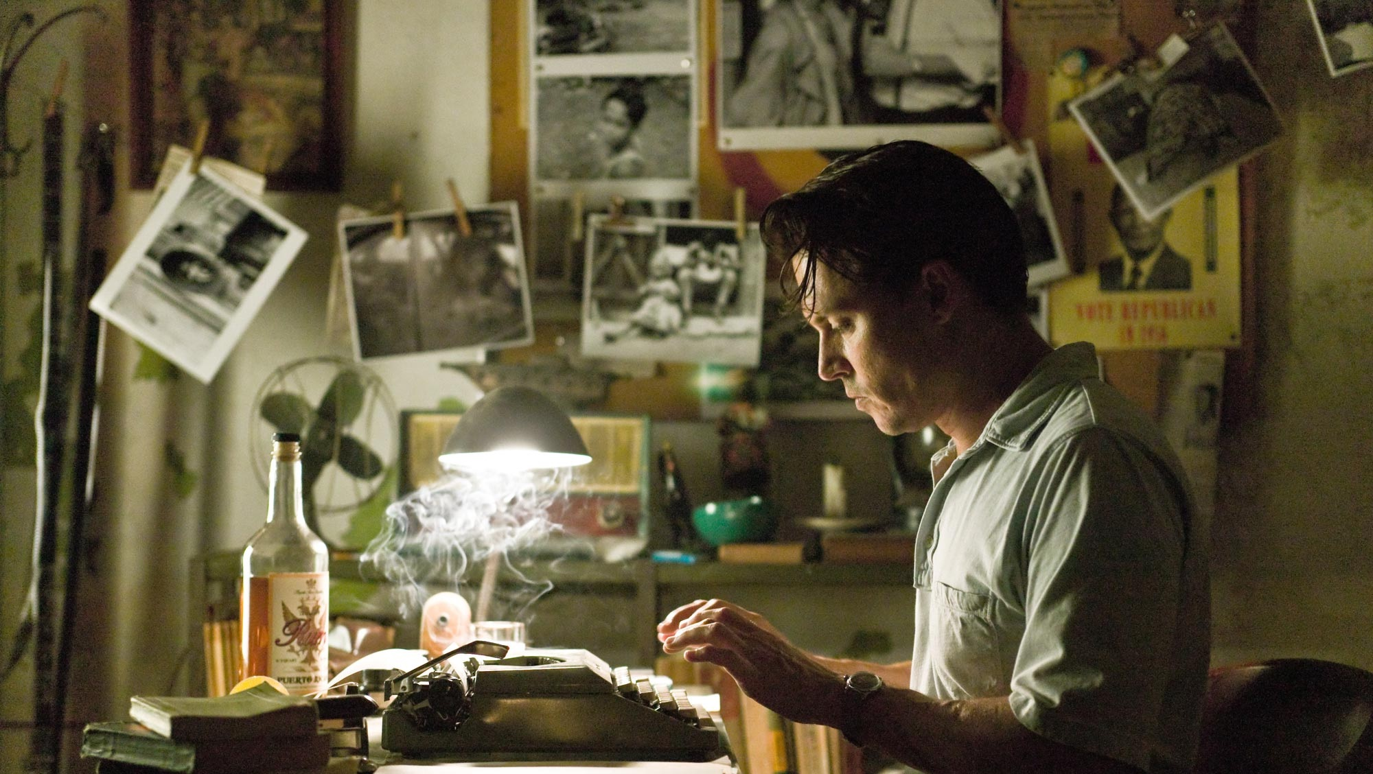 johnny depp paul kemp rum diary