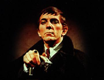 Jonathan Frid Dark Shadows