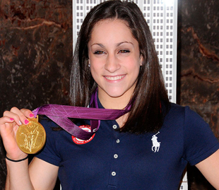 Jordyn Wieber eyebrows