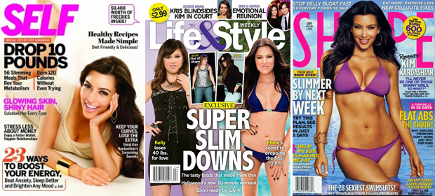 Kardashian Diet covers 6