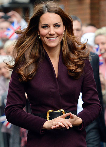kate middleton pregnancy due date