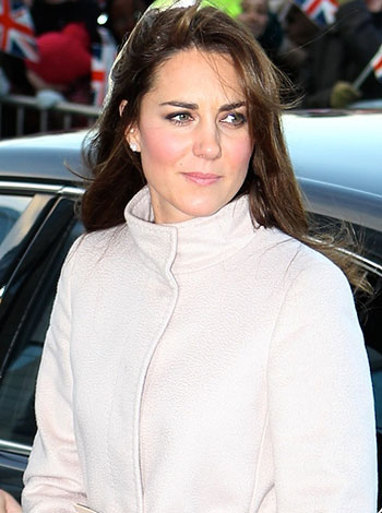kate middleton morning sickness pregnant