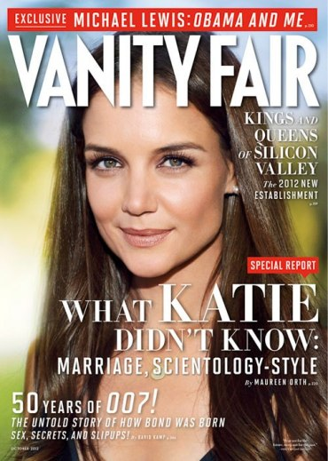 Tom Cruise Vanity Fair