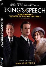 King's Speech DVD