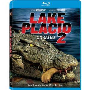 Lake Placid 2 Bluray