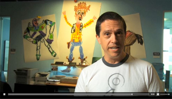 Toy Story 3 director Lee Unkrich