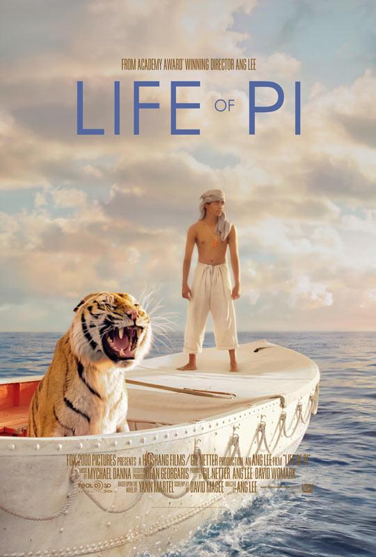 Life of Pi Opening NYFF