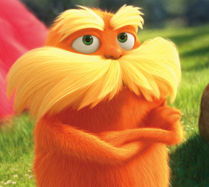 First Trailer for 'The Lorax' Expands the Imagination of Dr. Seuss