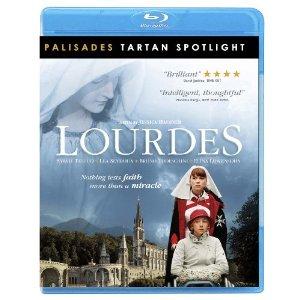 Lourdes Bluray