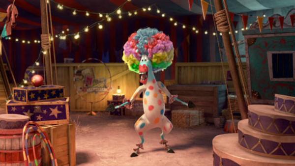 Madagascar Afro Circus