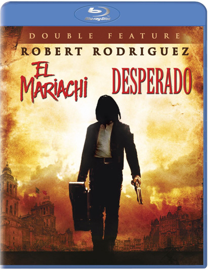 El Mariacho and Desperado on Blu-ray