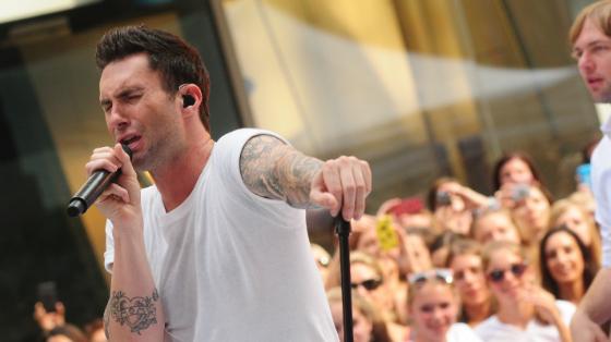 Maroon 5 bad