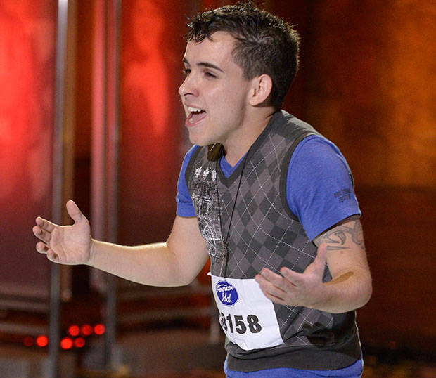 Matheus Fernandes from The Glee Project on American Idol