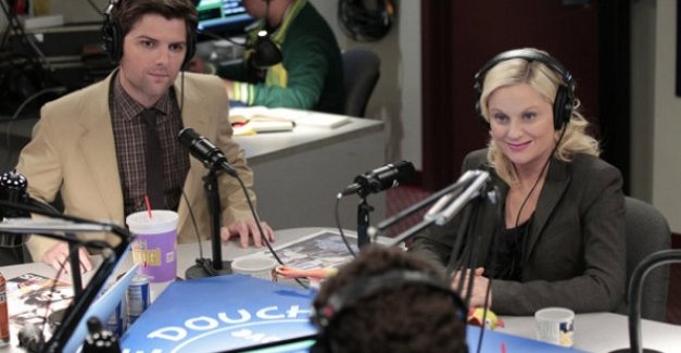 Parks and Recreation Media Blitz