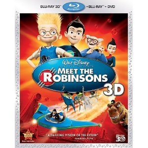 Meet the Robinsons Bluray
