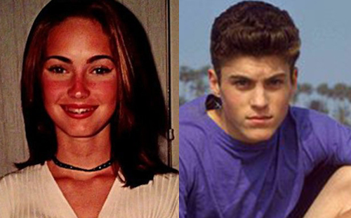 Megan Fox Brian high school
