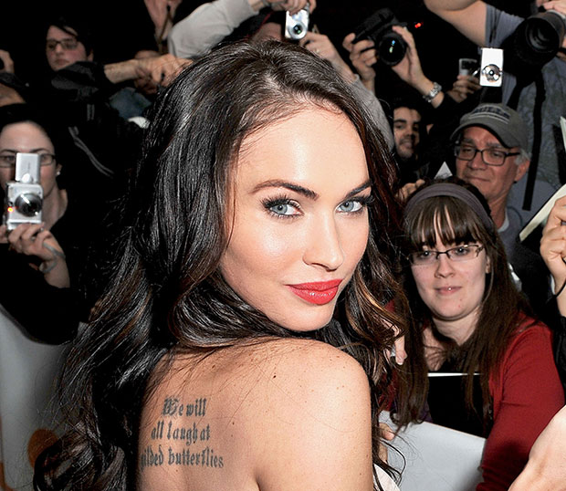Megan Fox is the subject of a sexist profile