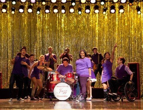 Glee Season 3 Mercedes