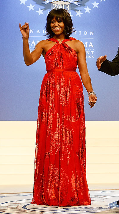 michelle obama inauguration ball jason wu