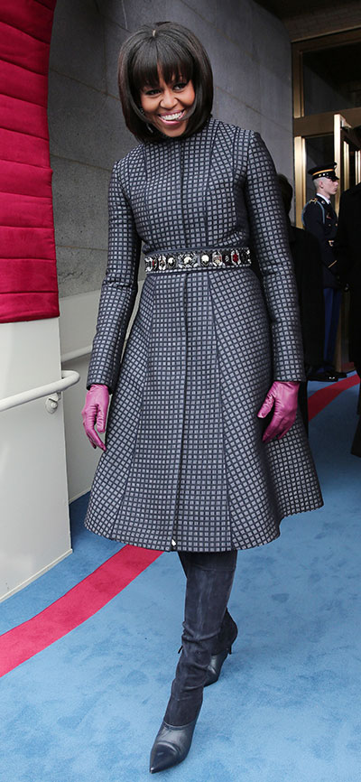 michelle obama inauguration thom browne